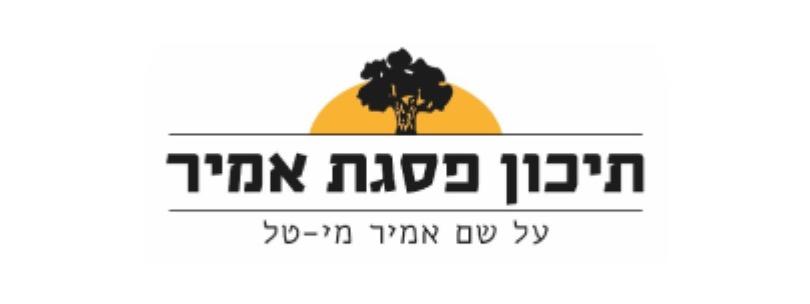 לוגו תיכון פסגת אמיר בחריש