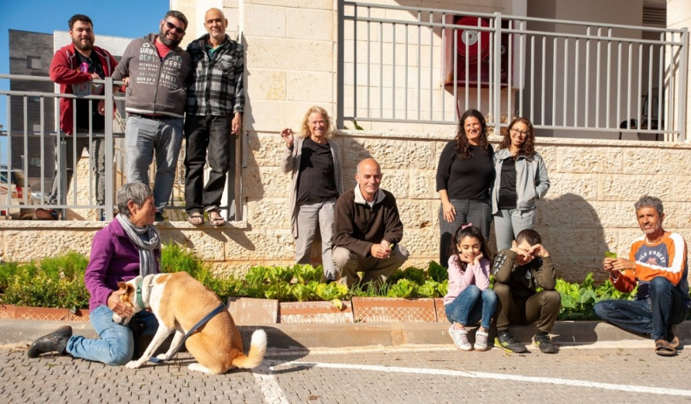 קהילת ירוק בעיר