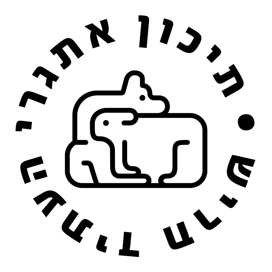 לוגו חטיבת הביניים - בית הספר לאתגרי העתיד בחריש